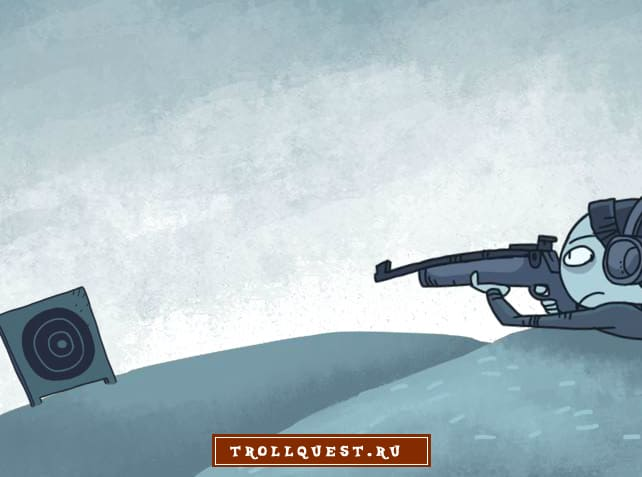 Онлайн игра TrollFace Quest 4