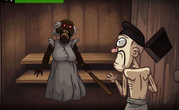 Игра Троллфейс квест: Хоррор 3