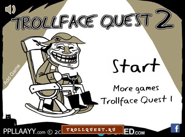 Trollface Quest 2 — Тролль квест 2
